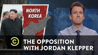 John Bolton Jeopardizes Trump's Nobel Prize - The Opposition w/ Jordan Klepper
