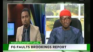 Chamber Umezulike speaks on Brookings report