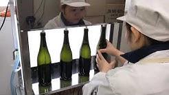 上川大雪酒造 瓶詰め