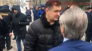 Провокаторам не удалось оболгать Грудинина на съезде дольщиков