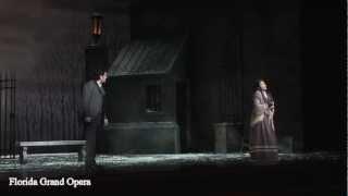 Donde Lieta - La bohème, Florida Grand Opera