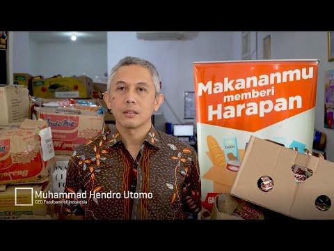 Foodbank Of Indonesia (FOI) With Esri Indonesia
