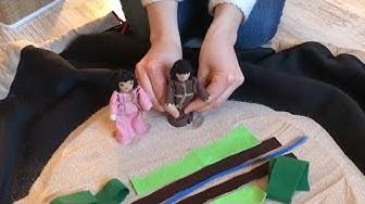 Spielstationen: Bibelgeschichten in der Kita erleben