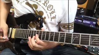 [Slow ver.]  UVERworld「ENERGY」Guitar cover.