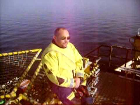 Offshore Helideck crew
