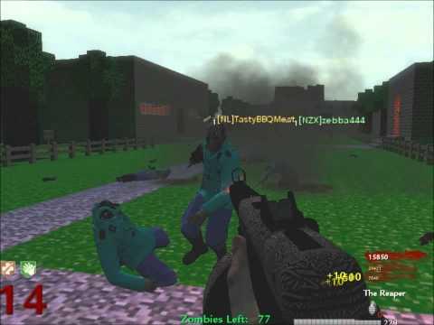 Custom Zombies! | Zombiecraft (Minecraft Zombies)