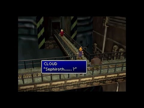 Final Fantasy 7 Debug Room Part 2