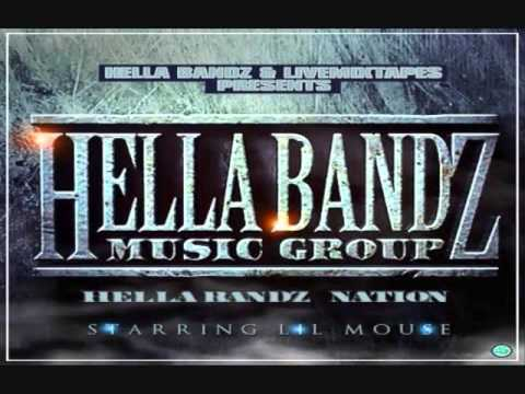 HellaBandz Music Group - All I Know (Feat. Lil Mouse & EboneHoodrich) [HBN]