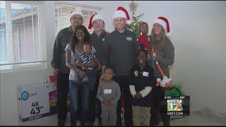 Strata brings holiday cheer granting its 70th wish