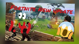 Fortnite New Update 1.41 Patch Notes*NEW 3D RESOLUTION*