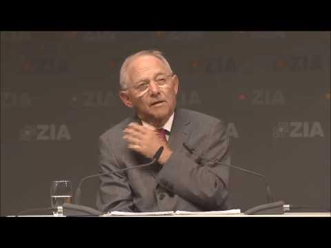 Rede von Bundesfinanzminister Dr. Wolfgang Schäuble beim Tag der Immobilienwirtschaft 2017