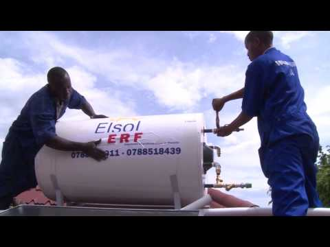EDCL - SOLAR WATER HEATERS AFFORDABILITY