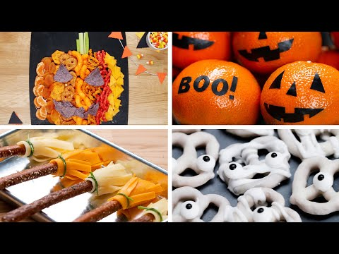 7 Store-Bought Halloween Snack Upgrades