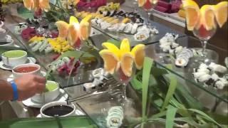 Sunmelia Beach Resort Hotel  Spa 5 Турция Отдых у моря Главный ресторан ужин
