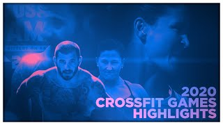 2020 CrossFit Games Highlights