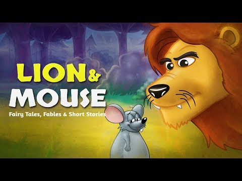 The Lion and the Mouse | Bedtime Stories for Kids