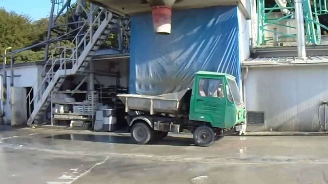 Konzistence betonu s3
