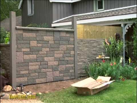 Toolgirl Mag Ruffman Rock Wall Fence Youtube