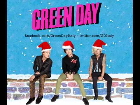 Green Day Christmas.Green Day Santa Claus Is Coming To Town