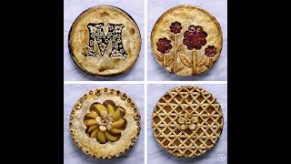 5 simple Mother's Day Pie Ideas (and 1 not so simple one!)