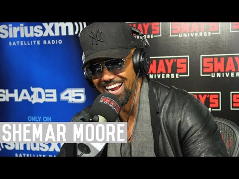 Shemar Moore Addresses Rumors, Growth In The Entertainment Industry Being and New Role in SWAT