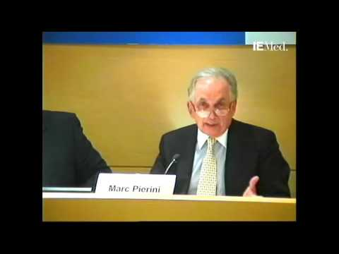 Marc Pierini - Presentation of the IEMed Mediterranean Yearbook 2016