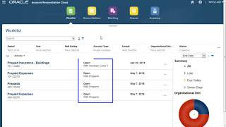 Overview: Getting Started with Account Reconcilliations  video thumbnail