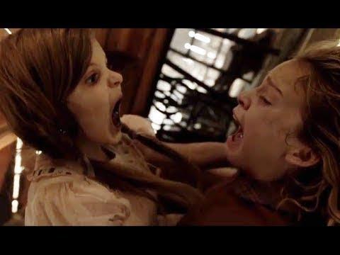 Annabelle 2 escena de posesión de janice