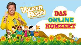Volker Rosin Live - Das Online Konzert!