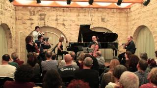 Shostakovich Concerto in C minor for Piano, Trumpet, and String Orchestra, Hachamff & Shapira