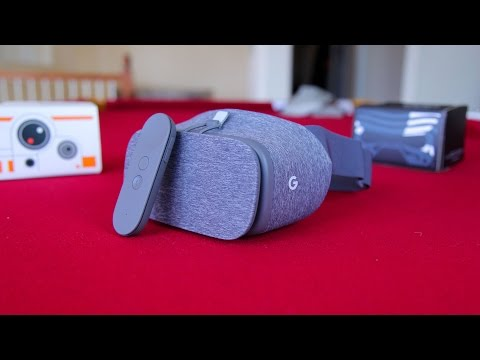 Google Daydream VR Review!