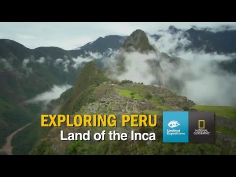 Machu Picchu & The Land of the Inca