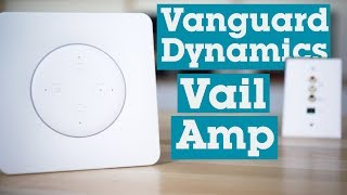 Vanguard Dynamics Vail Amp 3 in-wall stereo amplifier   Crutchfield video