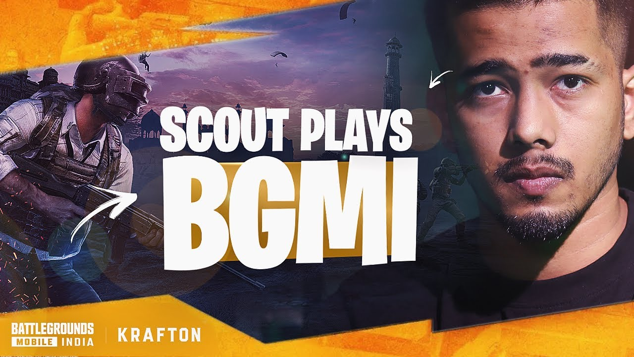 BGMI RANK PUSH WITH SCOUT AND RANDOMS XD | Scout Is Live