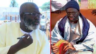 Témoignage Serigne Hamsatou Mbacké   Hommage à Serigne Atou : Présentations des Condoléances