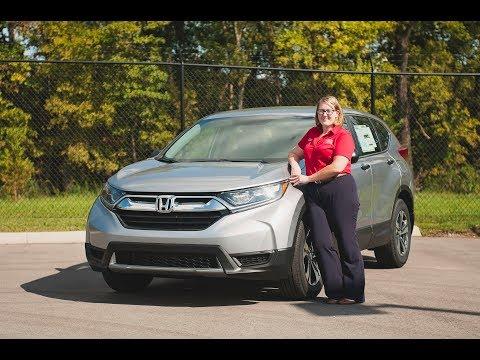 2017 Honda CR-V LX Review & Car Buying Tips