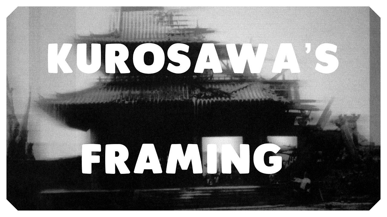 how akira kurosawa framed rashomon  how akira kurosawa framed rashomon