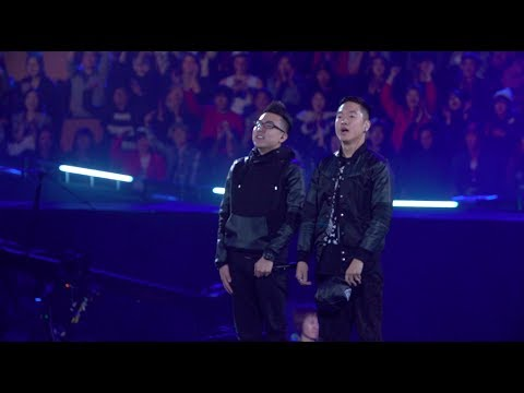 KRNFX & Mike Song  Red Bull BC One World Finals 2013  THE DANCEBOX  YAK FILMS