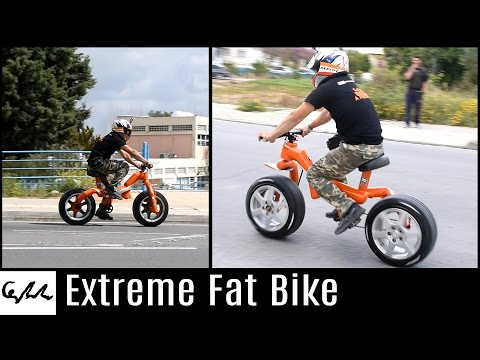 Thumbnail: Make it Extreme's Fat Bike