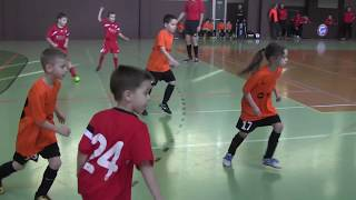 CZ5-Debiut Kudełka z Akademią KGHM Zagłębie Lubi-Turniej Bałwankowy w Legnicy-Z FC Wrocław Academy