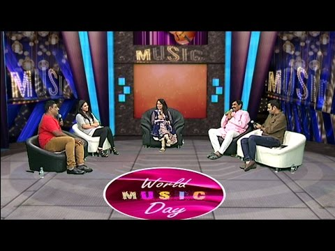 World Music Day June 21| Special Program with Singers - Veenapani, Saandip,Vishwa,Kaumudi | Part 2