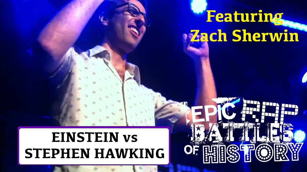 Epic Rap Battles Of History Tour