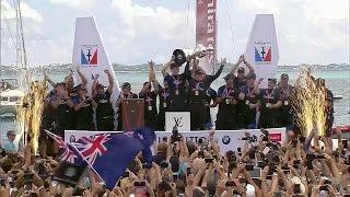 Emirates New Zeland vence Taça América