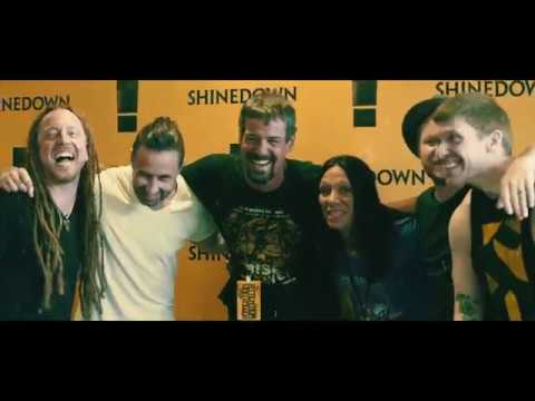 Dana McKenzie - Shinedown Releases An Intimate Behind-The-Scenes Documentary of Their 2018