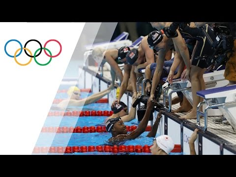 Rio Replay: Women's 4x100m Medley Relay Final
