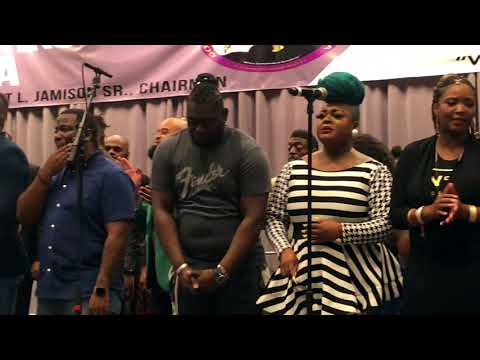 Kevin Lemons and Higher Calling Part 1 @Gospel Music Workshop of America (GMWA) Atlanta 2018