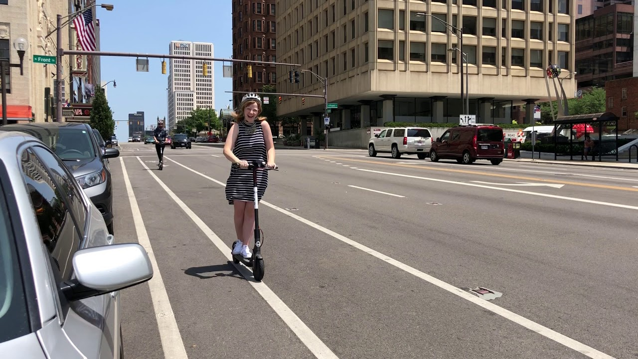 Bird electric scooters now in Columbus: What are they, are