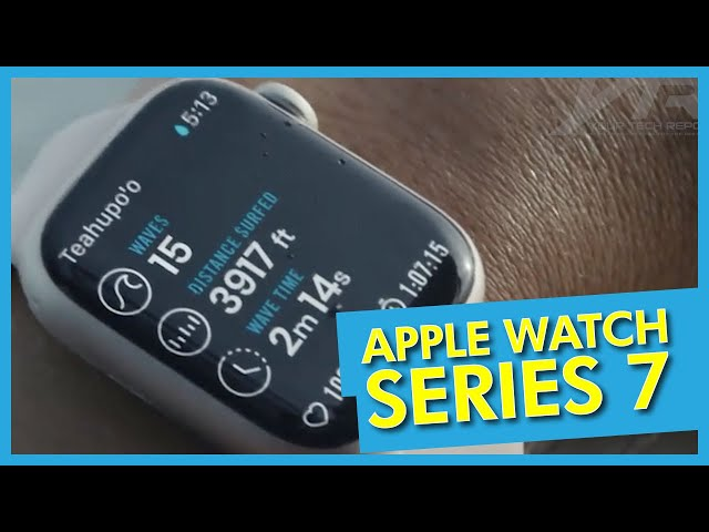 Unboxing and Hands-on with Apple Watch Series 7 in Midnight!