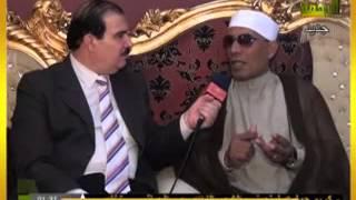 برنامج أعلام الأمة حلقه الثانيه الشيخ محمد الليثي قناة الرحمة الفضائية 6=5=2014