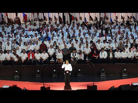 Pidato Lengkap Visi Indonesia - Presiden Joko Widodo